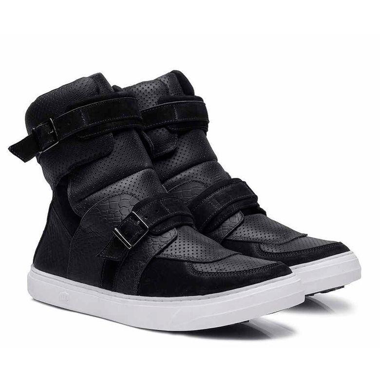 Tênis Hardcorefootwear Comfort Preto HD3746PT