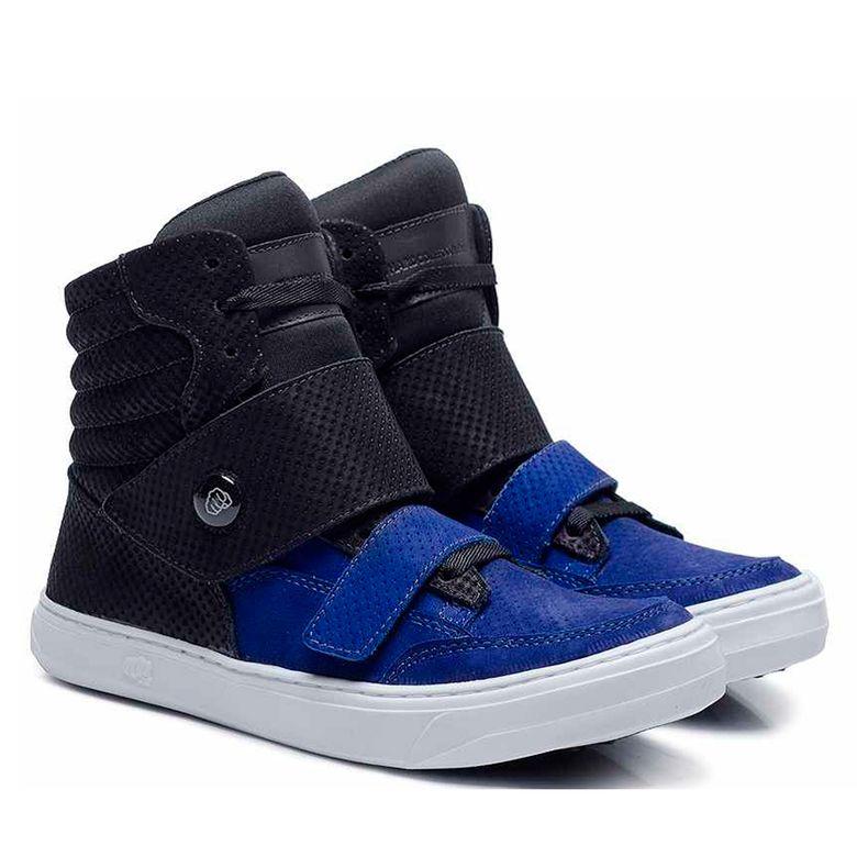 Tênis Hardcorefootwear Nobuck Blue HD3748BLE