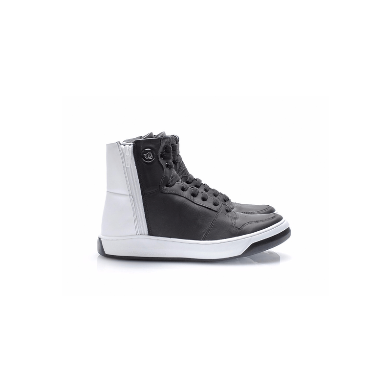 Sneaker-Slim-Preto