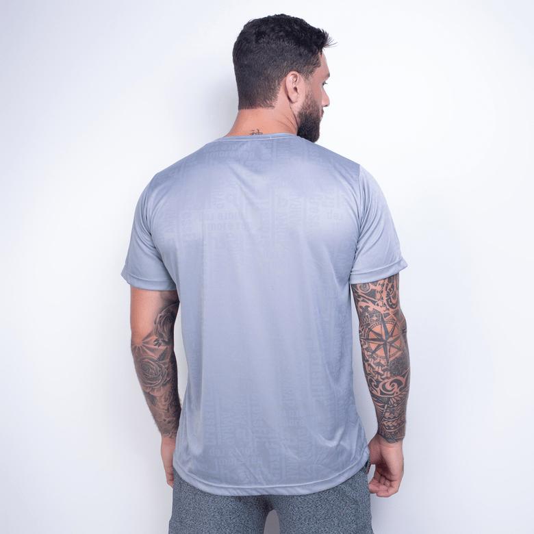 Camisa Crossfit Effect Cinza CM208