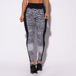 Legging-Fitness-Jacquard-Croco-Preta-LG1328