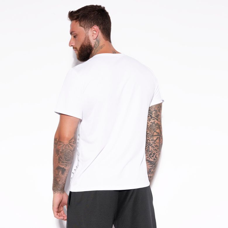 Camisa Dry HB Sports Branca BL303