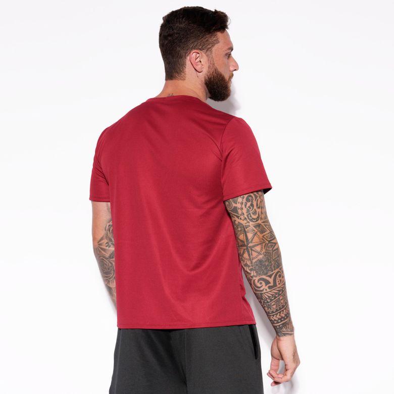 Camisa Dry HB Sports Vinho BL304