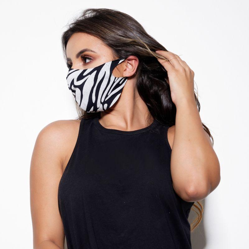 Kit-10-Mascaras-de-Protecao-Neoprene-Lavaveis-Estampadas-Preta-e-Branca-MA012