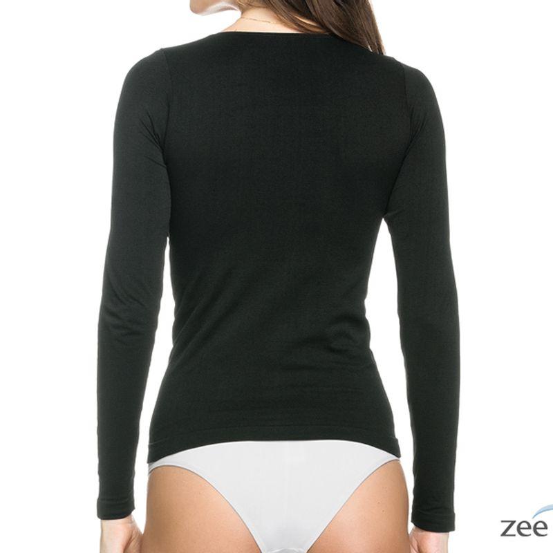 Blusa-Fitness-Manga-Longa-Sem-Costura-Preta-BL348