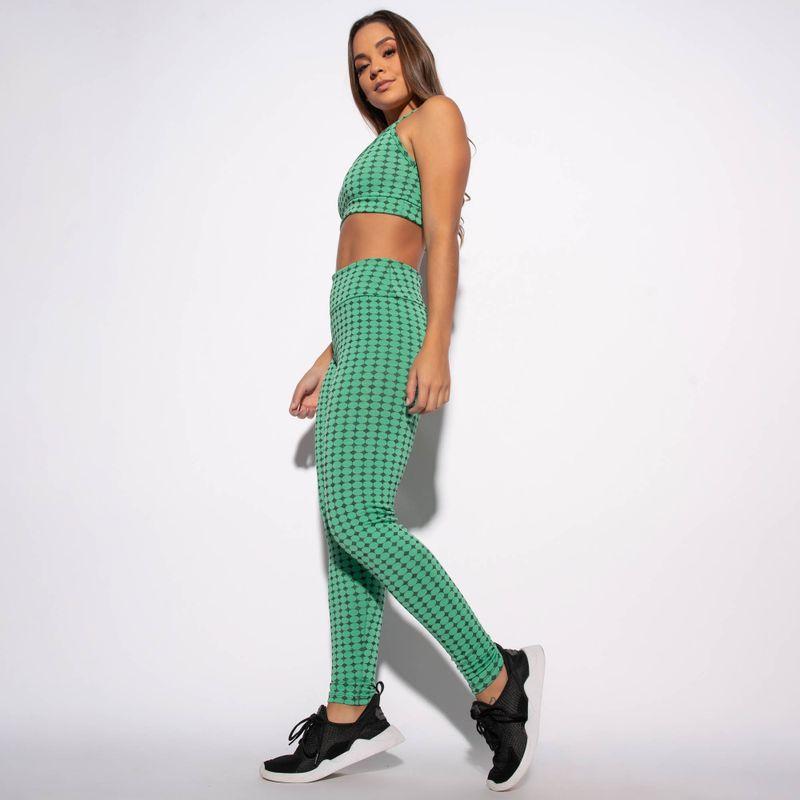 Legging-Fitness-Jacquard-Verde-Losango-LG1552