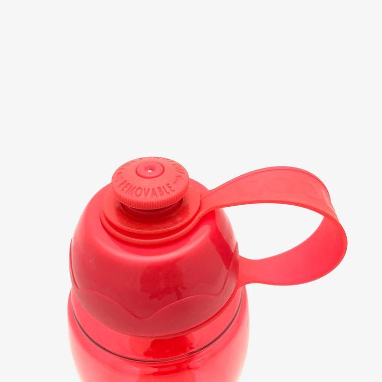 Squeeze com Bastão de Gel Push Pull 650ml Vermelha SQ011