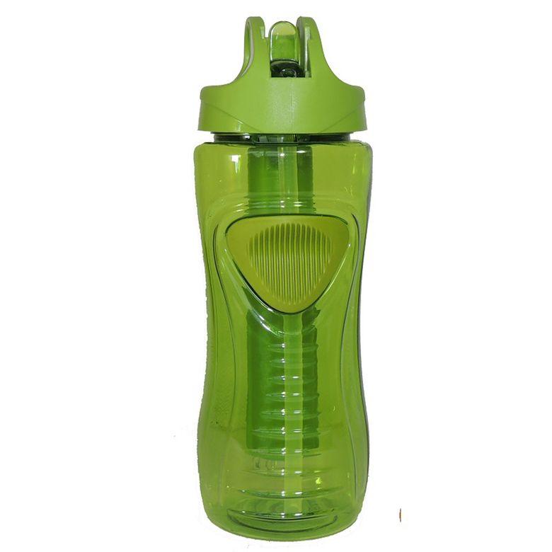 Squeeze com Bastão de Gel Infusion 532ml Verde SQ015