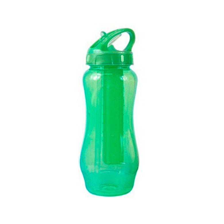 Squeeze com Bastão de Gel Horizon 650ml Verde SQ024