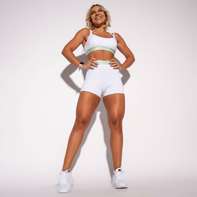 Short-Fitness-Atomic-Branco-SH312