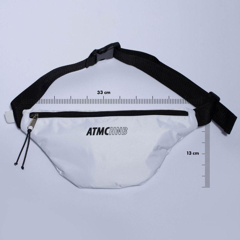 Pochete-Fitness-Nylon-Atomic-Branca-e-Preta-BA041