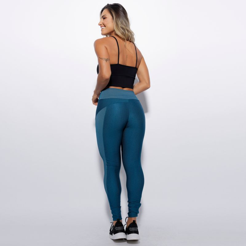 Legging-Fitness-Azul-Textura-e-Recortes-Xadrez-LG1532