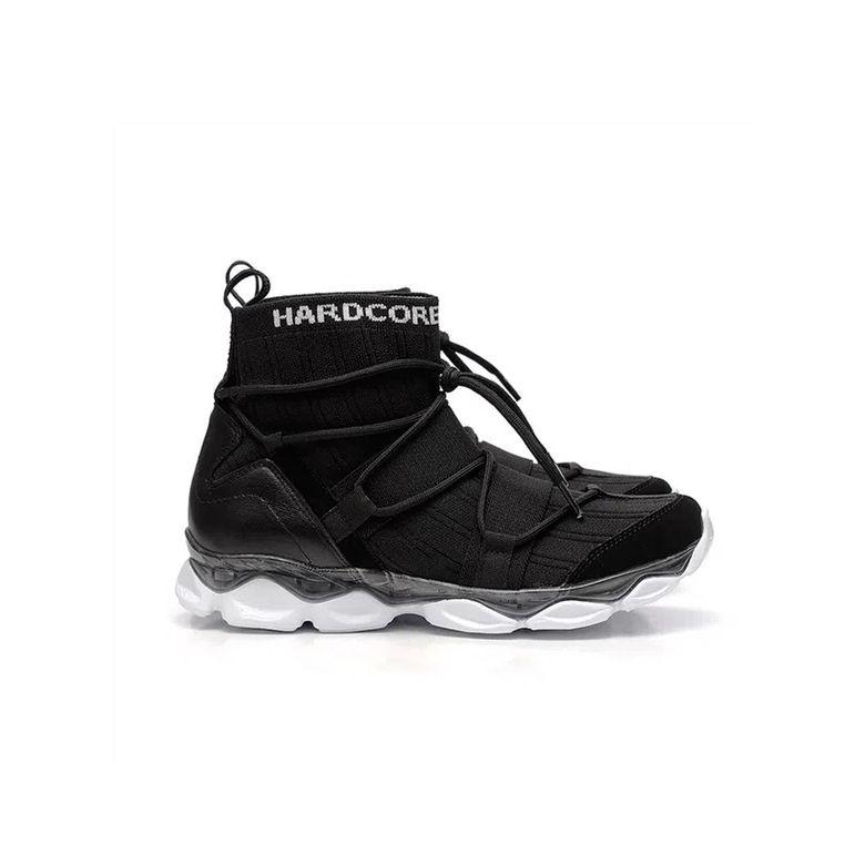 Sneaker Intensity Juju Salimeni Hardcorefootwear 9102 Flyknit Preto TS051