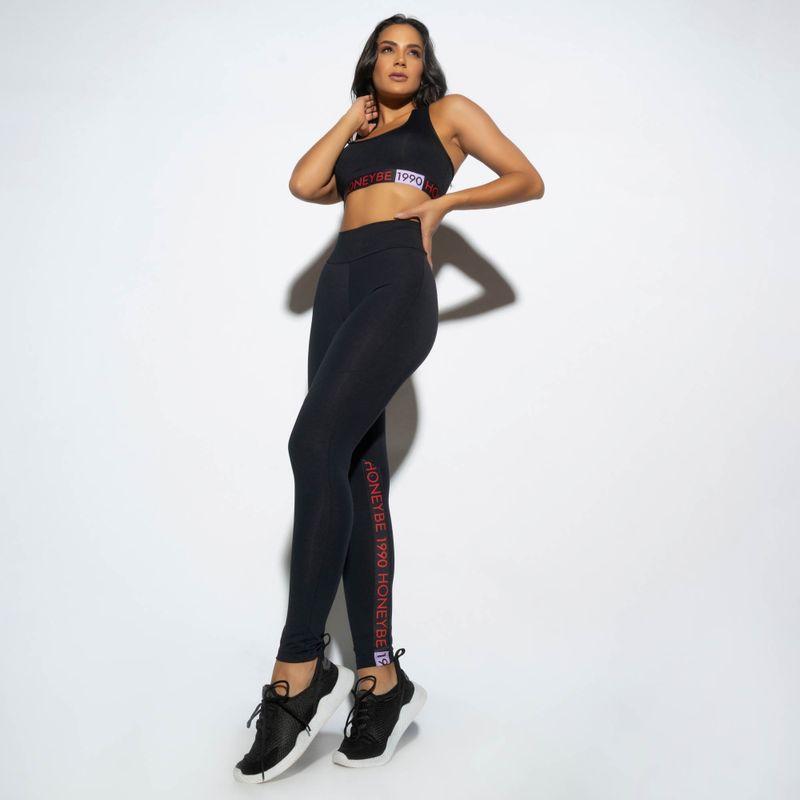 Legging-Fitness-Preta-Recorte-Elastico-Vermelho-LG1696