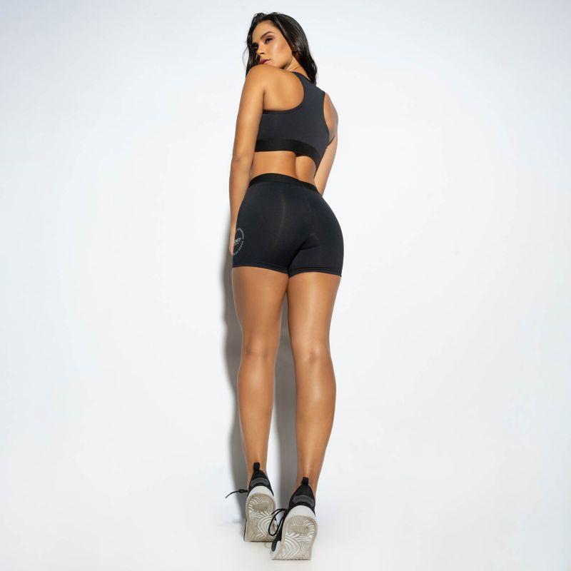 Short-Fitness-Honey-Performance-Preto-Elastico-SH372