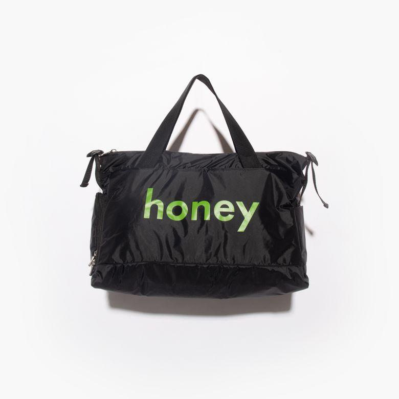 Bolsa Fitness Honey Preta BA050