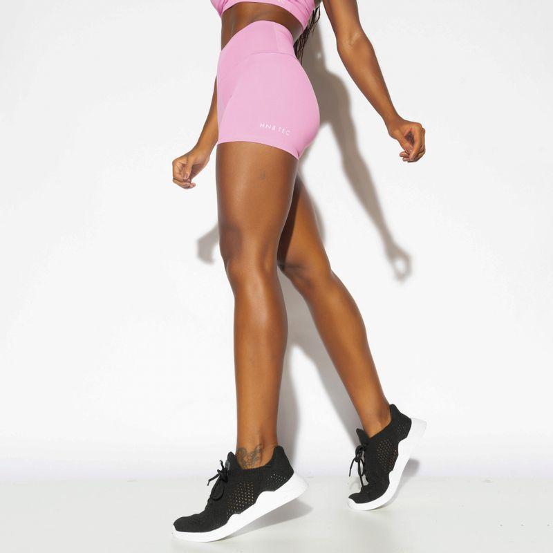Short-Cintura-Alta-Fitness-Rosa-HNB-Tec-SH406