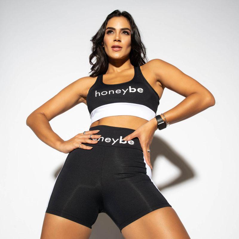 Top-Com-Bojo-Fitness-Preto-Honey-Be-TP1140