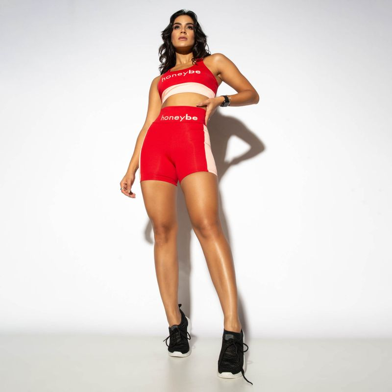 Bermuda-Fitness-Vermelha-Honey-Be-BD131