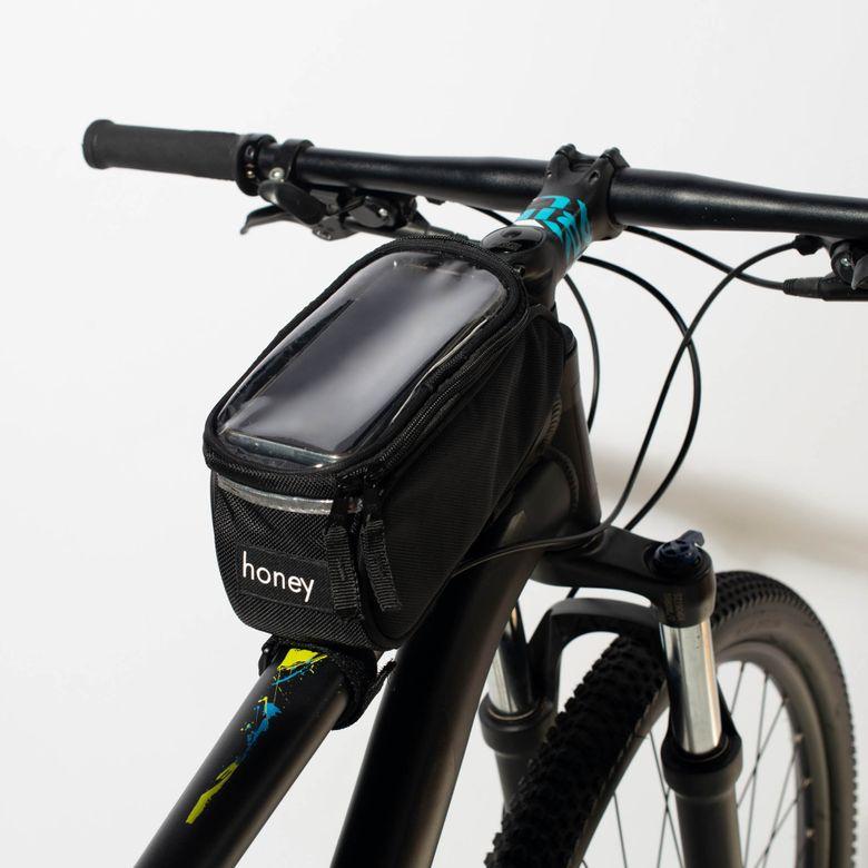 Case Bike Preta BA062