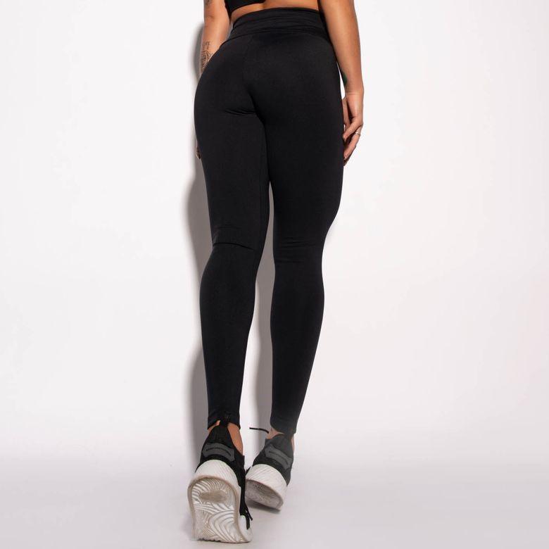 Legging Fitness Preta LG1472