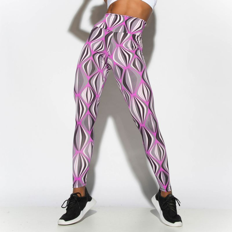 Legging-Cintura-Alta-Fitness-Cinza-Baloes