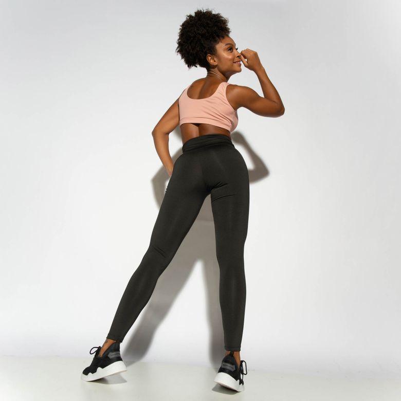 Legging Fitness Preta Básica LG1843