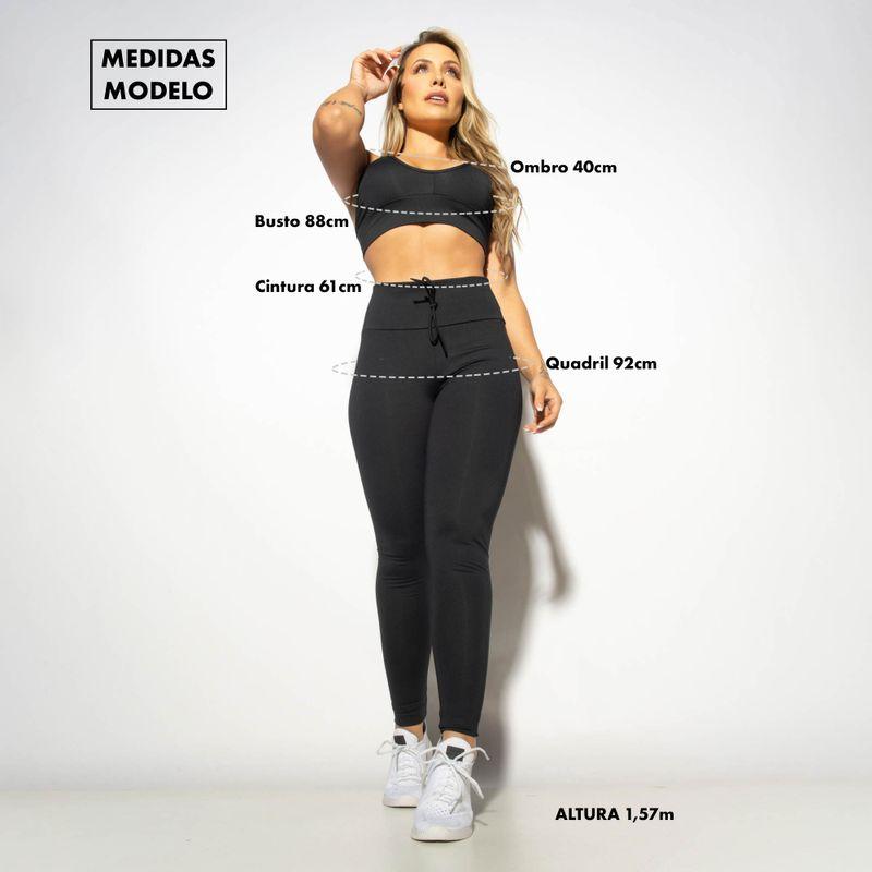 Legging-Fitness-Gloss-Duas-Cores-Verde---Preto-LG1915