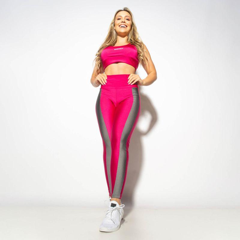 Legging-Fitness-Gloss-Rosa-com-Faixa-Lateral-LG1918