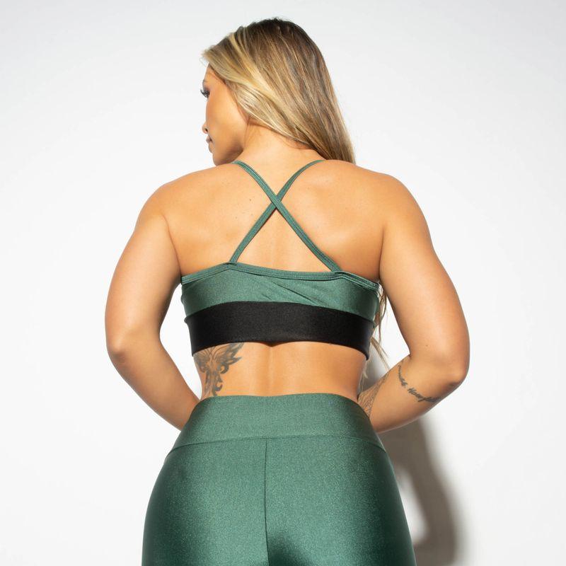 Top-Fitness-Gloss-Duas-Cores-Verde---Preto-TP1267