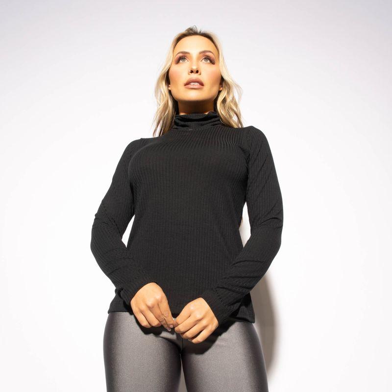 Blusa-Fitness-Canelada-Preta-Gola-Alta-BL438
