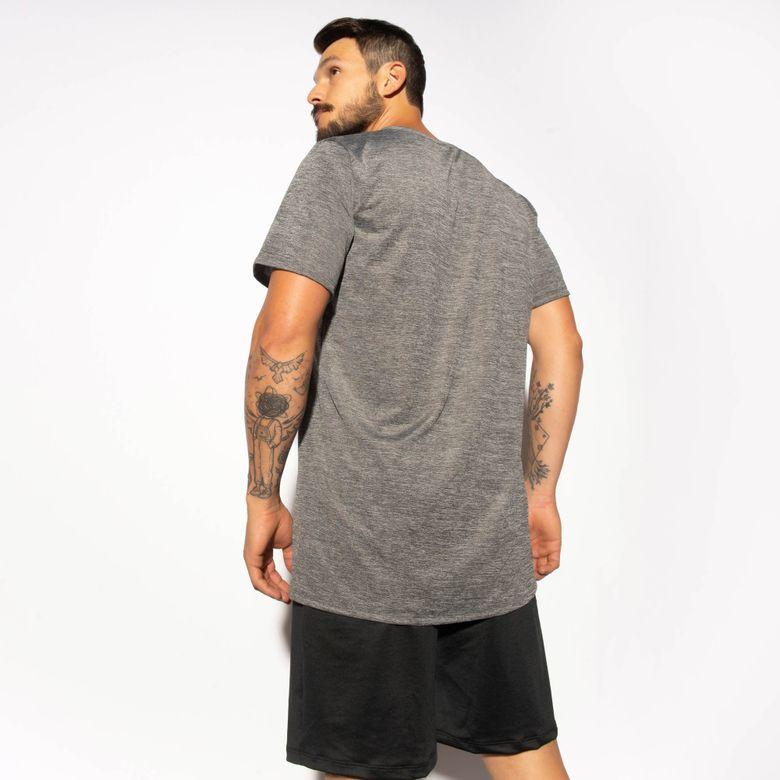 Camisa Fitness Mescla Dry Tech CM214